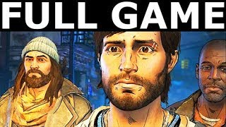 The Walking Dead Telltale Season 3: A New Frontier - Full Game Walkthrough & Ending (No Commentary)