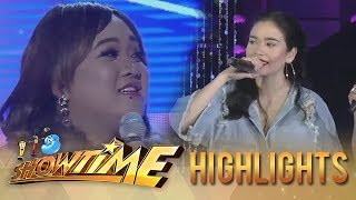 It's Showtime Miss Q & A: Why Bela Padilla's interested in Candidate No. 2's lovelife