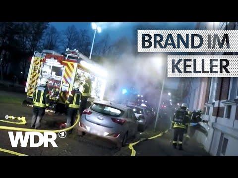 Feuer & Flamme | Nasse Füße beim Kellerbrand | WDR