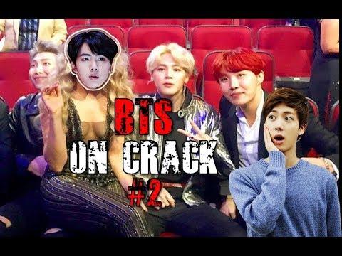 BTS ON CRACK 2 [LOQUILLOS EN LOS AMAs]