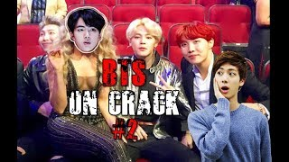 BTS ON CRACK 2 [LOQUILLOS EN LOS AMAs]