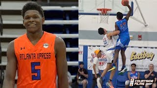 Anthony Edwards NEW VIDEO! Potential #1 Pick in the 2020 NBA Draft!
