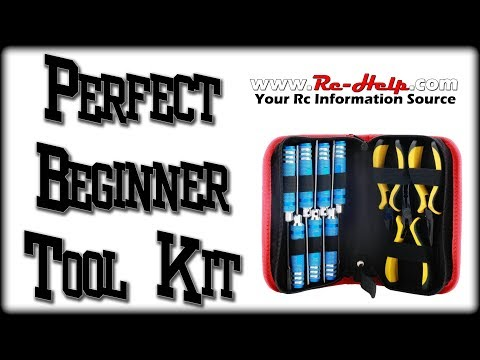 ✅10 Piece Tool Kit Perfect For Beginners In The Hobby✅