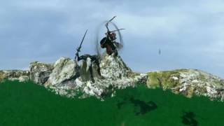 DISSIDIA FINAL FANTASY New Stage: The Floating Continent