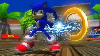 Sonic the Hedgehog Movie, but it's Sonic Adventure 2