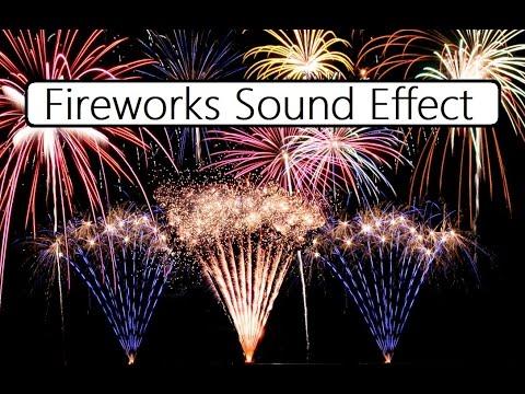 Fireworks Firecracker Sound Effect Effects Loud HD