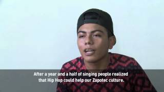 Students in Mexico save an indigenous language with rap