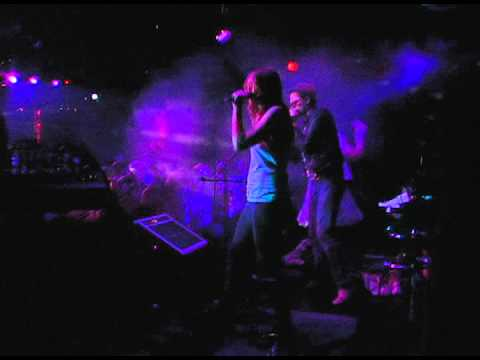 Excepter - Teleportation:KAL  (live @ Le Poisson Rouge NYC 10/22/2008)