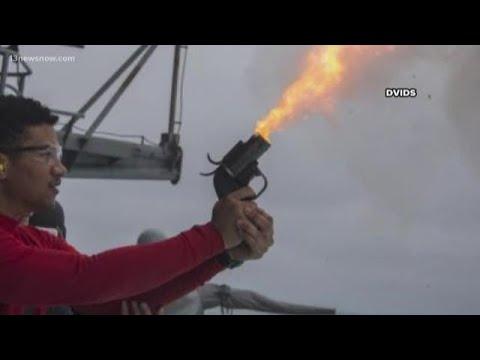 Newport News Teen Shot With Flare Gun, Burned