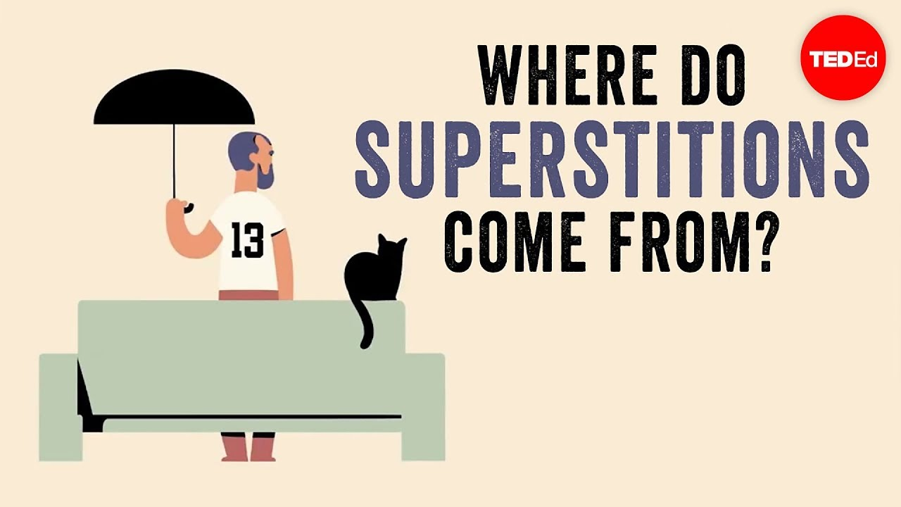 Where do superstitions come from? – Stuart Vyse