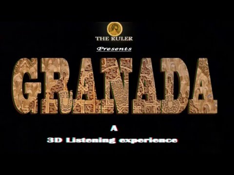 GRANADA -  KING-TUTT THE RULER