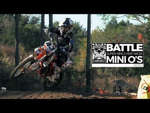 BATTLE: Super Mini 2 Heat Races - Mini O