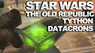 The Old Republic - Tython Datacron Locations