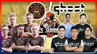 ENCE vs Ghost Highlights CS SUMMIT 4 * Mirage