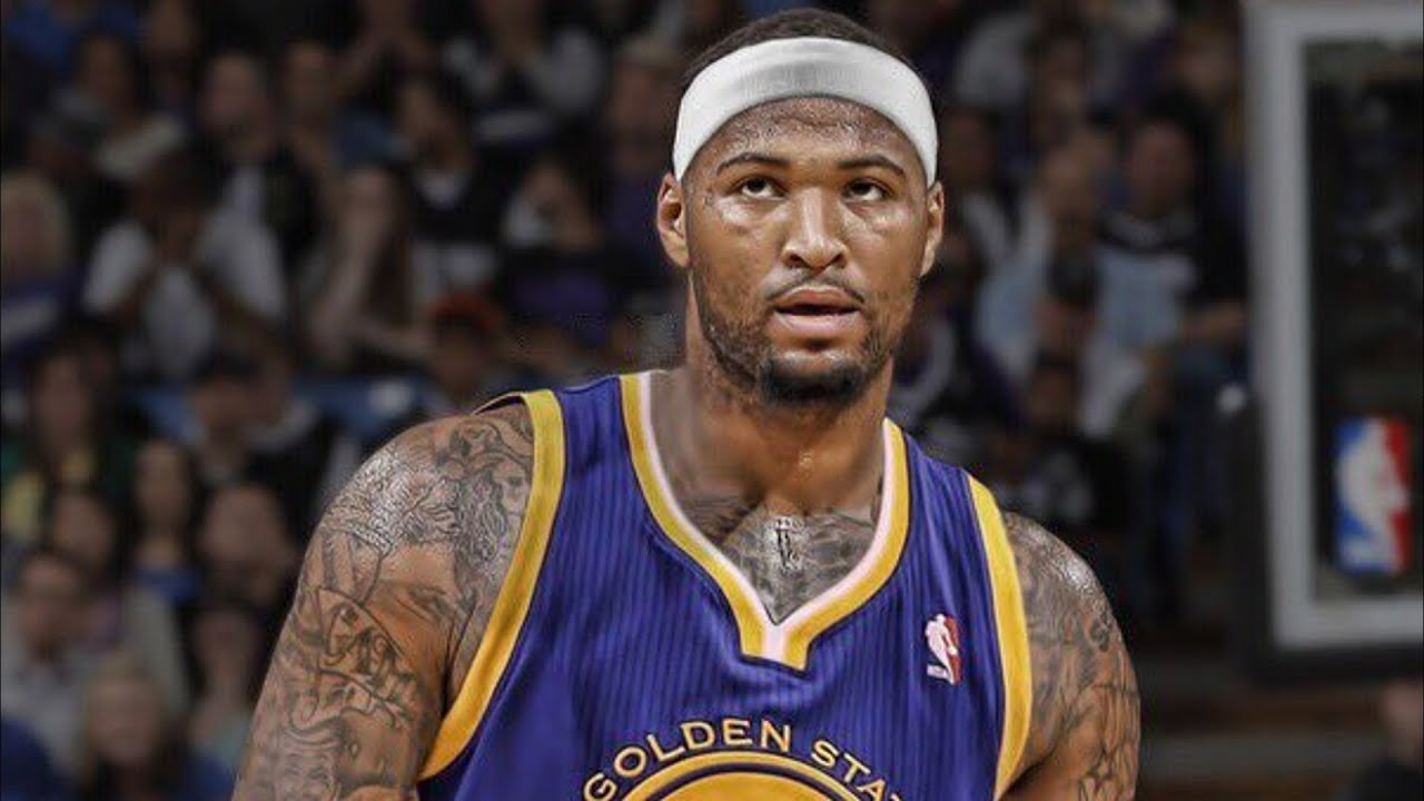 5ec4b062964 DeMarcus Cousins Signs With Warriors  5 Million! 2018 NBA Free Agency