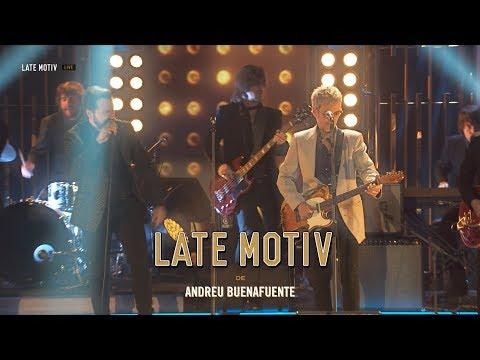 "LATE MOTIV - Ariel Rot y La Banda de Late Motiv. ""Got my mojo Working"" | #LateMotiv349"