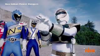 Power Rangers Super Ninja Steel | Ron Wasserman style version | 25th Anniversary