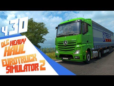 Тест-драйв Мерседеса - ч30 Euro Trucks 2