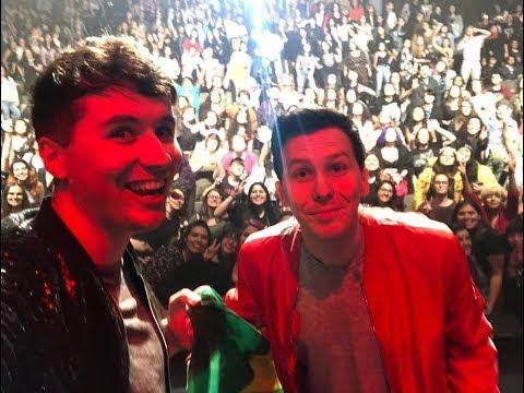 Dan and Phil film premiere Q&A in São Paulo! (HD)