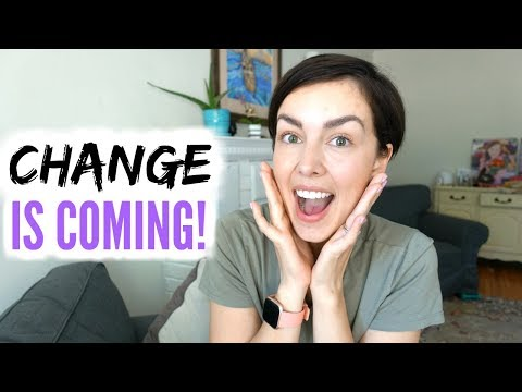 Let's talk CHANGE: Podcast, Upload Schedule, Job Change | AmandaMuse