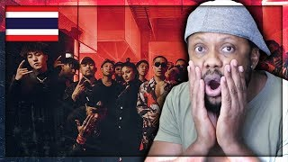 Twopee Southside | Aow La Woii [Official Music Video] THAI RAP MUSIC | REACTION!!!
