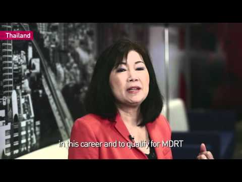 AIA: World's #1 Insurance Company for MDRT Members