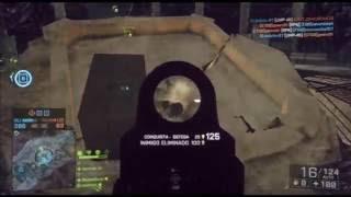 Battlefield 4- Gameplay AR-160 Locker (PS3)