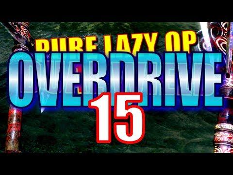 Skyrim Pure Lazy OVERDRIVE Walkthrough Part 15: Overdrive Smell Test + Karstaag Fight(s) thumbnail