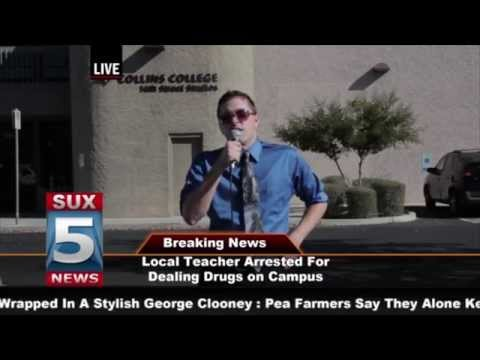 Collins College News Report
