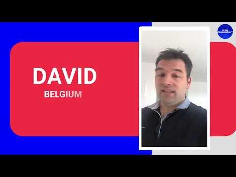 PEARL ORGANISATION - CUSTOMER REVIEWS (David, Belgium)