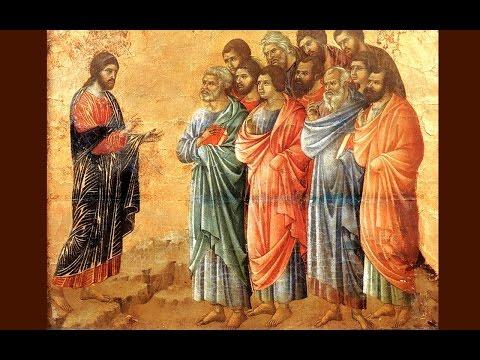 Erhomenos o Kirios. Vatopedi chorus