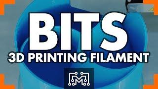 3d Printing Filaments // Bits