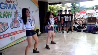 Power Se7en at Santiago Agusan Del Norte (GMA Kapuso Festival)