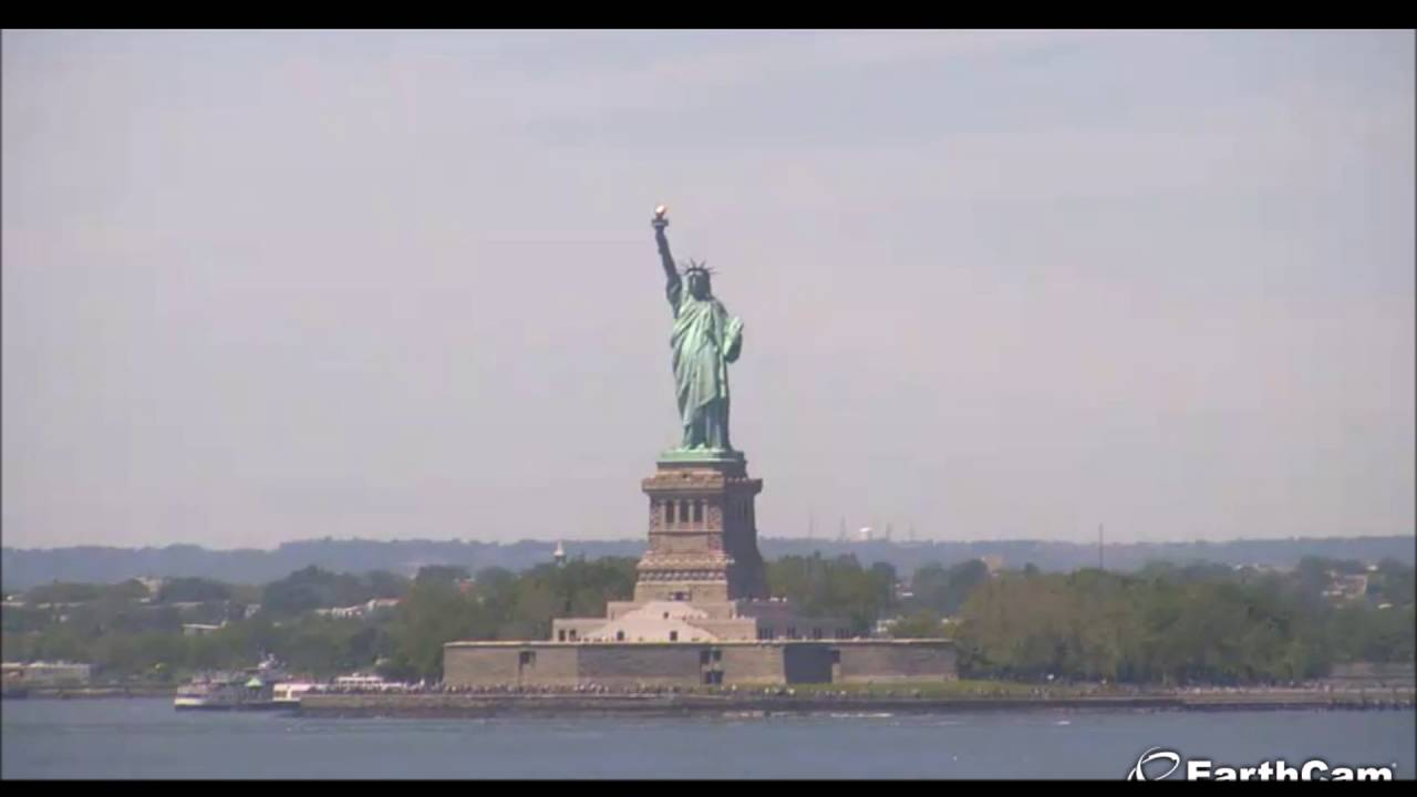 ny webcam Liberty