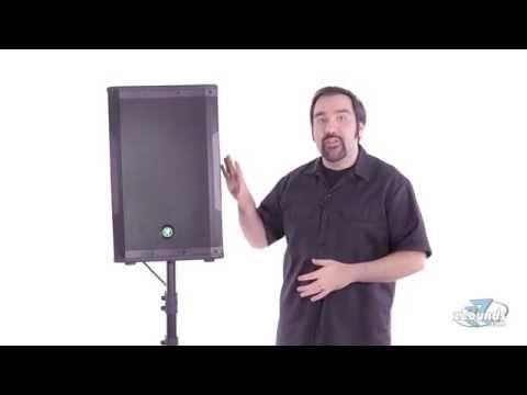 zZounds.com: Mackie SRM550 Powered Speaker