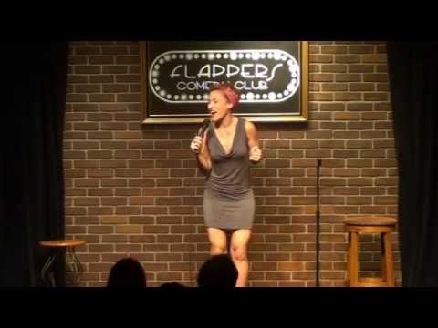 Dawn Brodey @ Flappers Comedy Club
