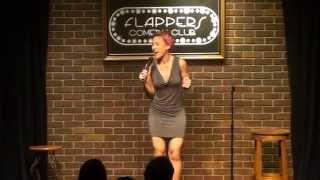 Dawn Brodey @ Flappers Comedy Club