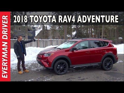 Watch This: 2018 Toyota RAV4 Adventure on Everyman Driver