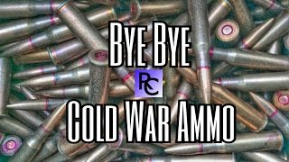 BYE BYE Cold War Ammo