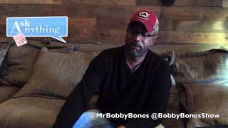 Darius Rucker Interactive Chat w/ Bobby Bones - AskAnythingChat