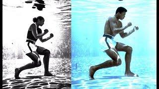Тренировка в воде и под водой для бойцов и не только!