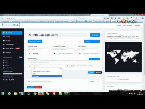 Project4Man   How To Install Premium URL Shortener