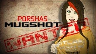 Time Elapse Painting  - Porshas Mugshot