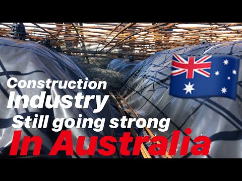 The Construction Industry Is Going Strong In Australia