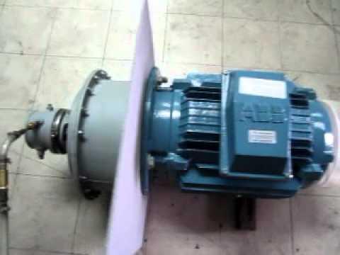 3 Phase Generator >> Solar Steam Turbine, Test V, 10 kW by Dr. Jack Wong - YouTube