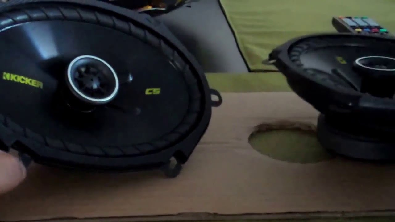 95 ford f250 speaker size