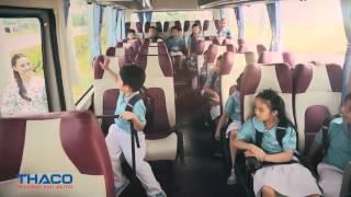 Thaco Bus - An tâm trên mọi hành trình
