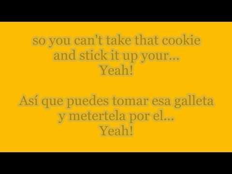 Nookie Limp Bizkit Subtitulado inglés español