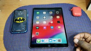 """Gambar cover Apple iPad Pro 10.5""""(2017) Certified Refurbished Unboxing and First Look"""