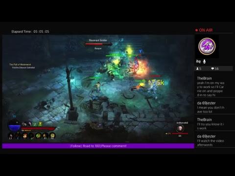 Diablo 3  Return of the nephilim part 3  Road to 100